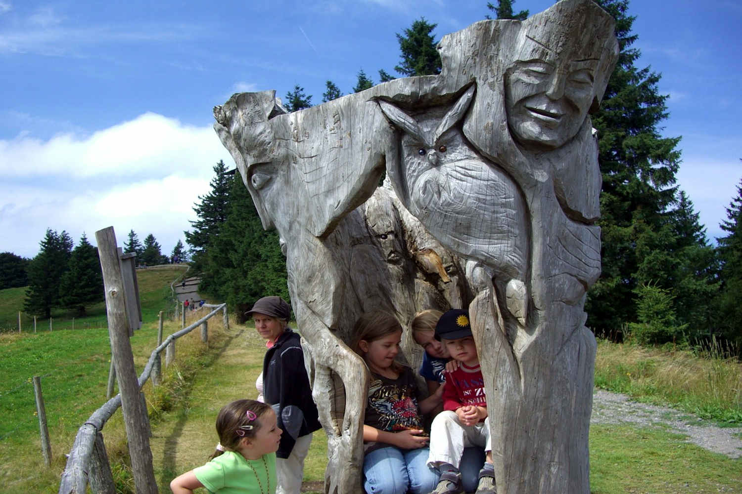 Art and Culture in the wonderful Alps mountains