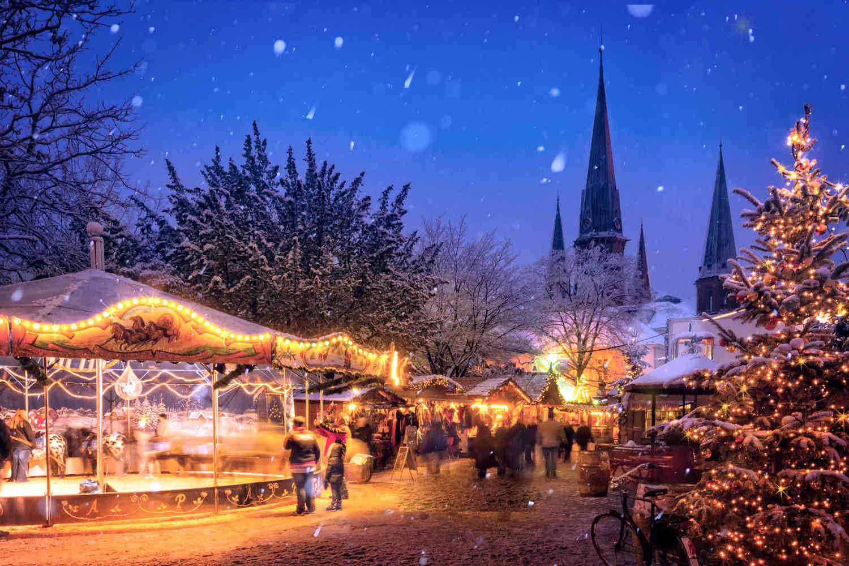 Alps Christmas Markets, enjoy Christmas on Alps Mountains!