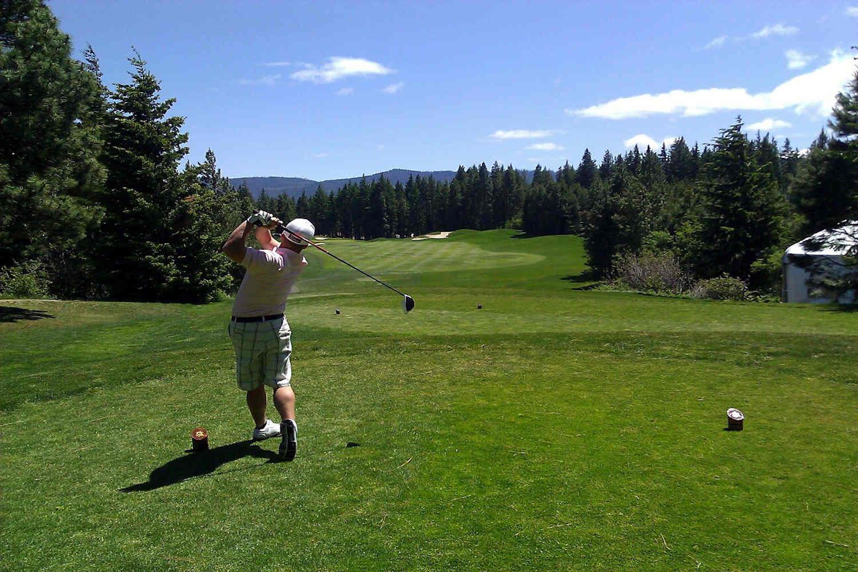 Golf Chalet Rent and Golf Chalet Sale