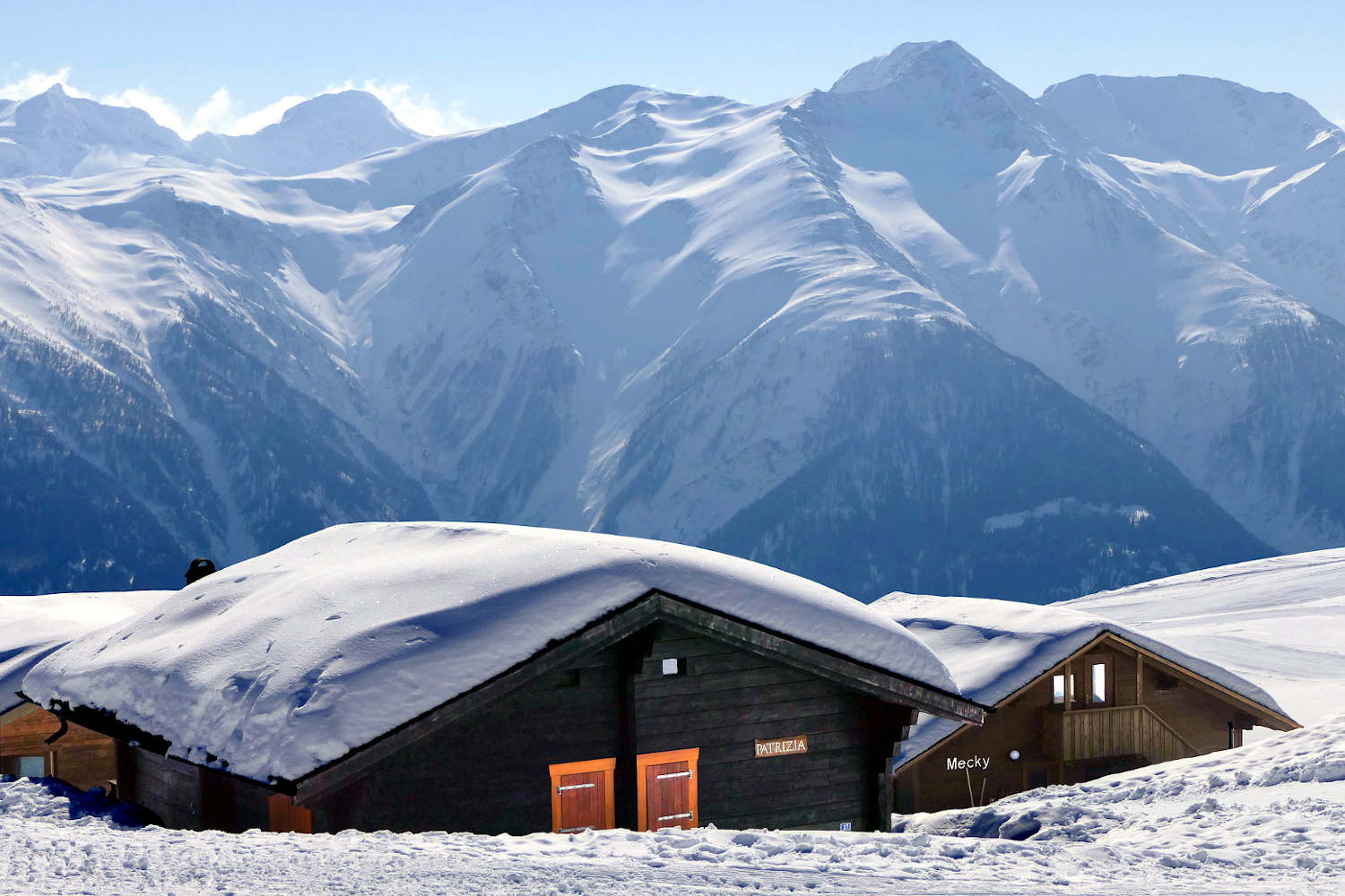 Alps weather: enjoy your luxury chalet in every season